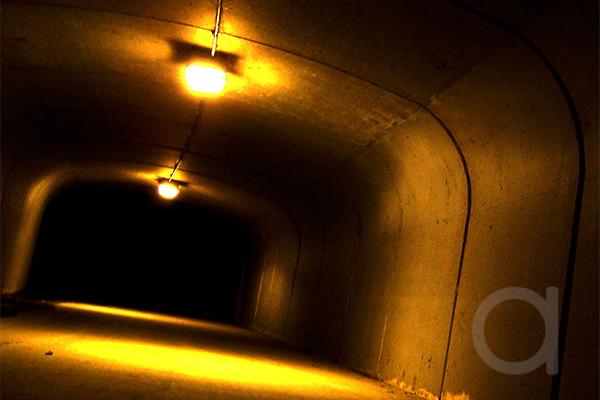 Yellow Tunnel