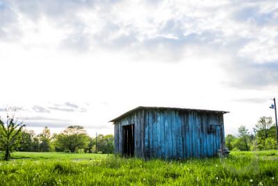 Old Small Hut